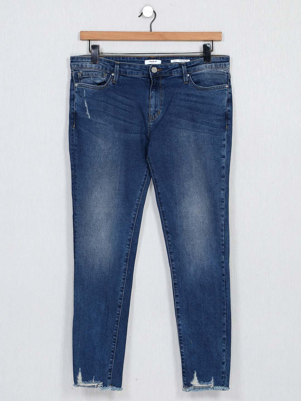 Spykar blue jeans for women?imgeng=w_400