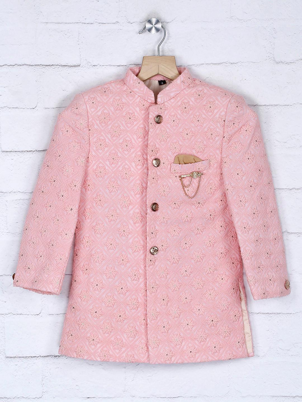 Terry rayon pink hue designer indo western?imgeng=w_400
