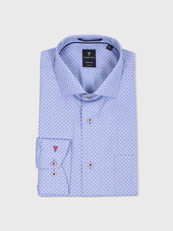 Van Heusen light blue formal shirt?imgeng=w_400