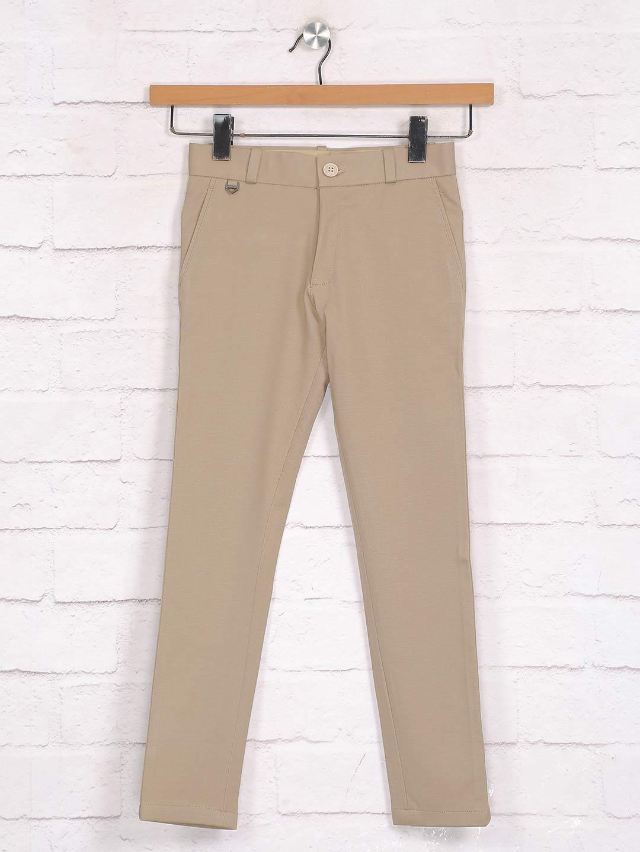 Zillian khaki trouser in cotton for boys?imgeng=w_400