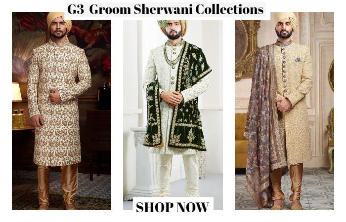 Indian Groom Wedding Wear Trends For 2021 G3 Fashion