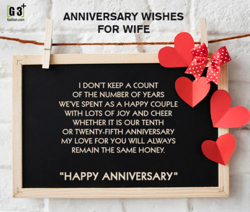 For marriage wife poems anniversary Anniversary Wishes