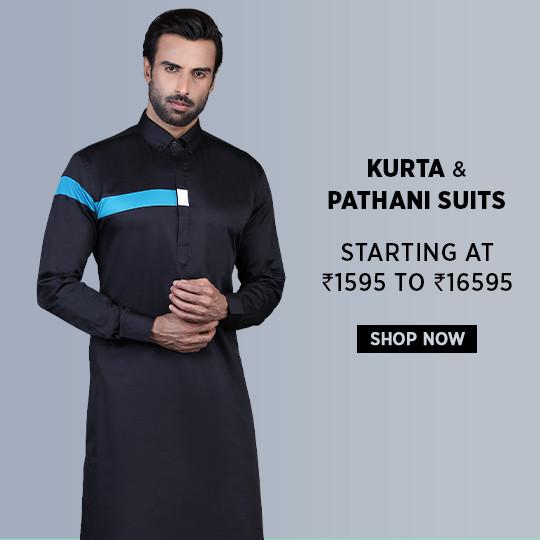 Kurta & Pathanisuit