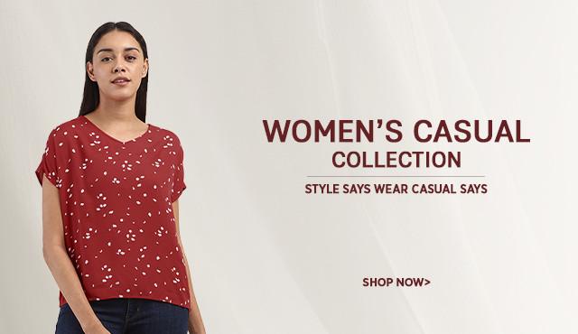 WOMEN'S CASUAL
