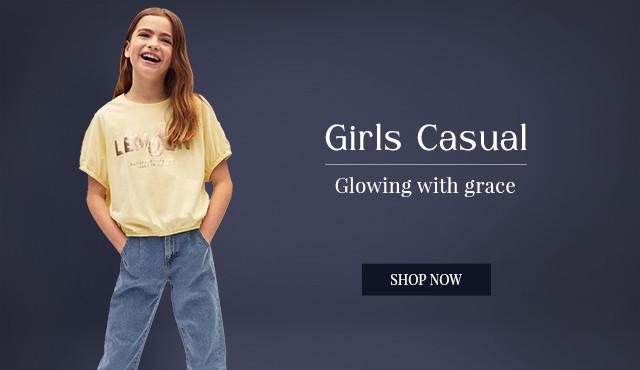 GIRLS CASUAL