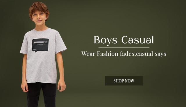BOYS CASUAL COLLECTIOIN