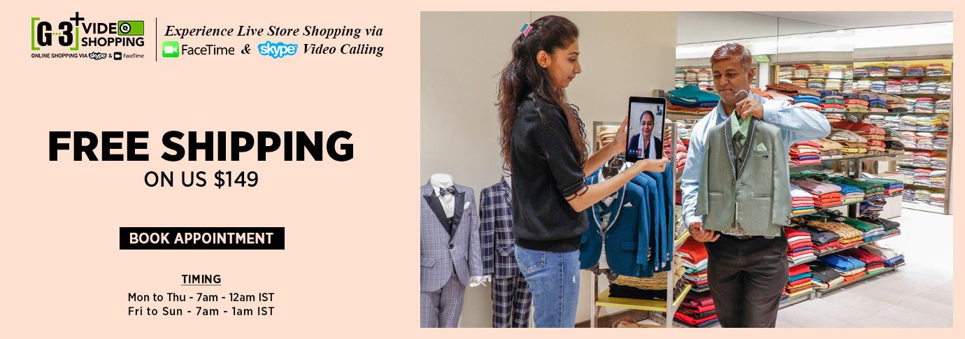 2_D_G3+ Video Shopping