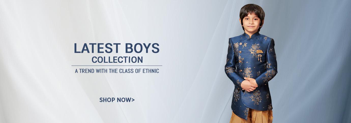 LATEST BOYS COLLECTION