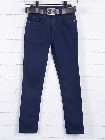 Bad Boys royal blue slim fit jeans