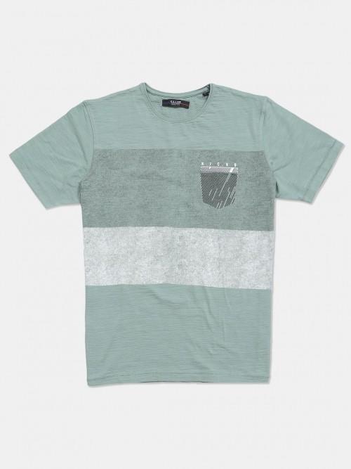 Killer Presented Printed Pista Green T-shirt