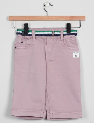 Badboys brings onion pink tint boys shorts