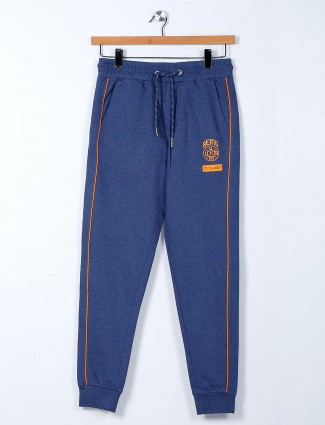 Being Human blue comfortable track pant
