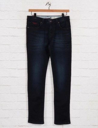 Being Human navy mens jeans