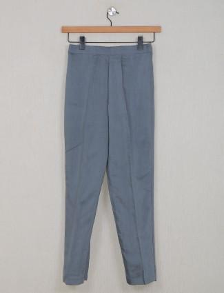 Cotton grey outstanding pyjama for gorgeous women