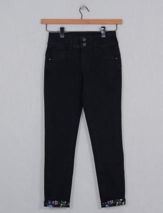 Deal black casual wear denim for women