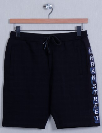 Deepee-tee solid style mens cotton shorts