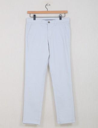 Dragon Hill blue color solid trouser
