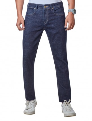 Dragon Hill navy slim fit new style jeans