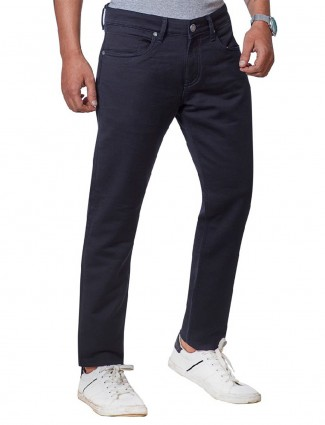 Dragon Hill presented solid navy jeans