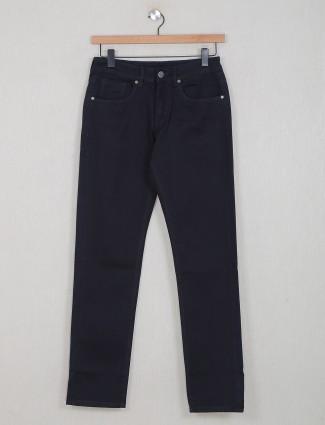Dragon Hills black denim casual wear jeans
