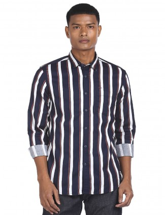 Flying Machine present cotton casual shirt for men