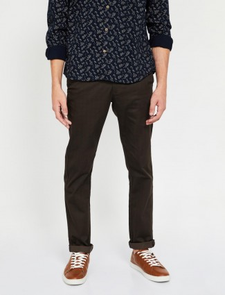 Indian Terrain presented olive trouser