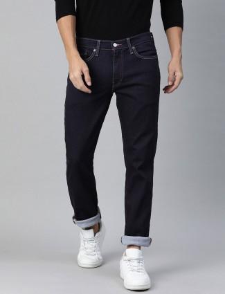 Levis navy new stylish 511 slim fit jeans