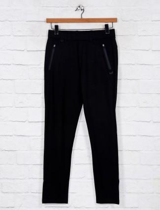 Maml black comfortable track pant