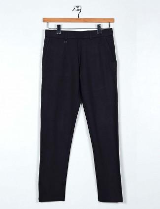 Maml black solid payjama
