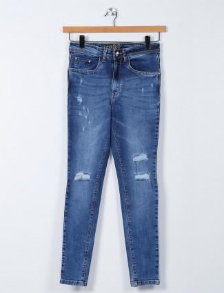 Recap 24 blue denim jeans for women