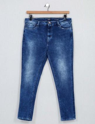 Spykar attractive blue denim for women
