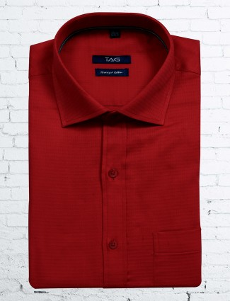 TAG red shirt