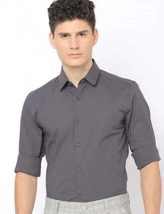 UCB presented grey casual shirt