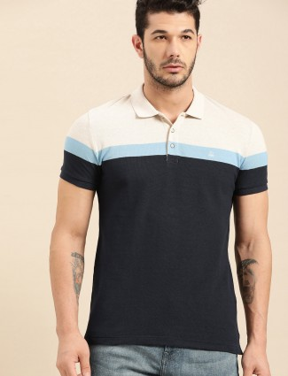 UCB solid navy t-shirt