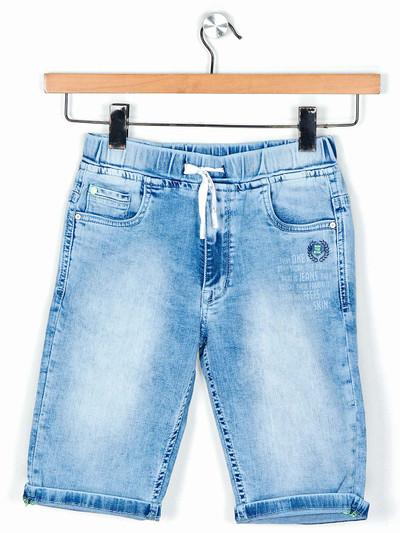 Ruff blue washed style boys shorts