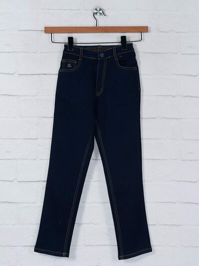 Ruff latest navy slim fit jeans