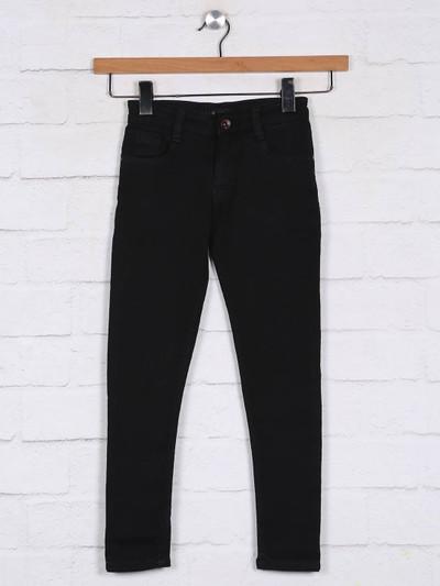 Stilomoda black slim fit jeans