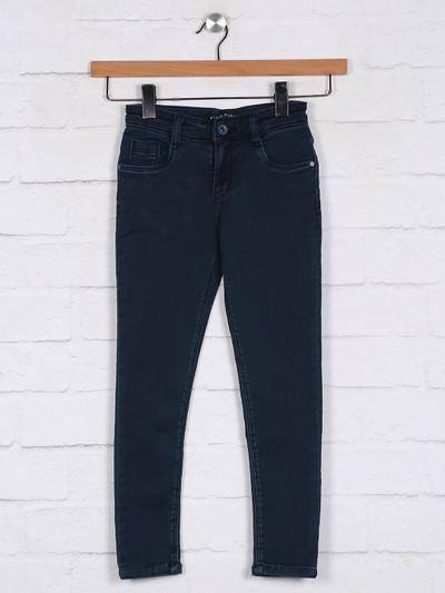 Stilomoda navy casual jeans for girls
