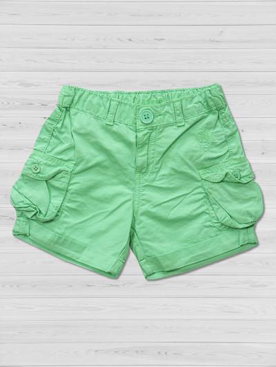 Vitamins light green shorts